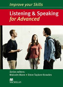 Listening and Speaking for Advanced