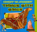 Biggest vs  Smallest Things with Wings