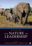 The Nature of Leadership Pdf/ePub eBook