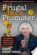 The Frugal Book Promoter 3rd Edition
