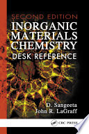 Inorganic Materials Chemistry Desk Reference, Second Edition