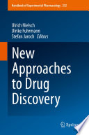 New Approaches to Drug Discovery Book