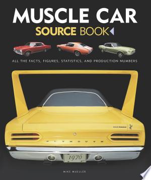 Download Muscle Car Source Book online Books - godinez books