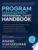 Program Management Professional Pgmp Handbook