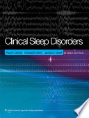 Clinical Sleep Disorders Book PDF