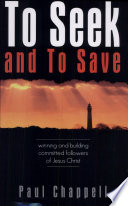 To Seek And To Save Book PDF
