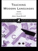 Teaching Modern Languages