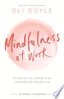 Mindfulness at Work Book