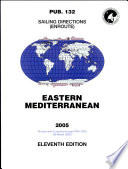 Prostar Sailing Directions 2005 Eastern Mediterranean Enroute
