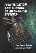 Cover image of Identification and control of mechanical systems