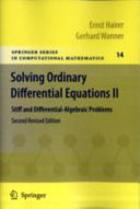 Solving Ordinary Differential Equations II
