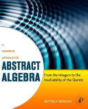 A Concrete Approach to Abstract Algebra [Pdf/ePub] eBook