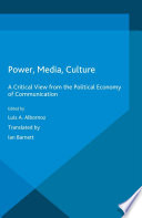 Power  Media  Culture Book