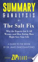 Summary   Analysis of The Salt Fix