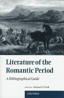 Literature of the Romantic Period