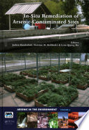 In-Situ Remediation of Arsenic-Contaminated Sites