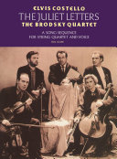 Elvis Costello   The Brodsky Quartet  The Juliet Letters