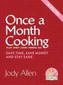 Once a Month Cooking [Pdf/ePub] eBook
