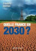 Pdf Quelle France en 2030 ? Telecharger