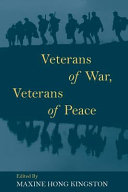 Veterans of War, Veterans of Peace
