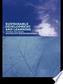 Sustainable Development and Learning  framing the issues
