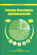 Polymer Biocatalysis and Biomaterials Book