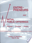 Entrepreneurs And Initial Public Offerings