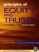 Principles of Equity   Trusts  Aus  2 e