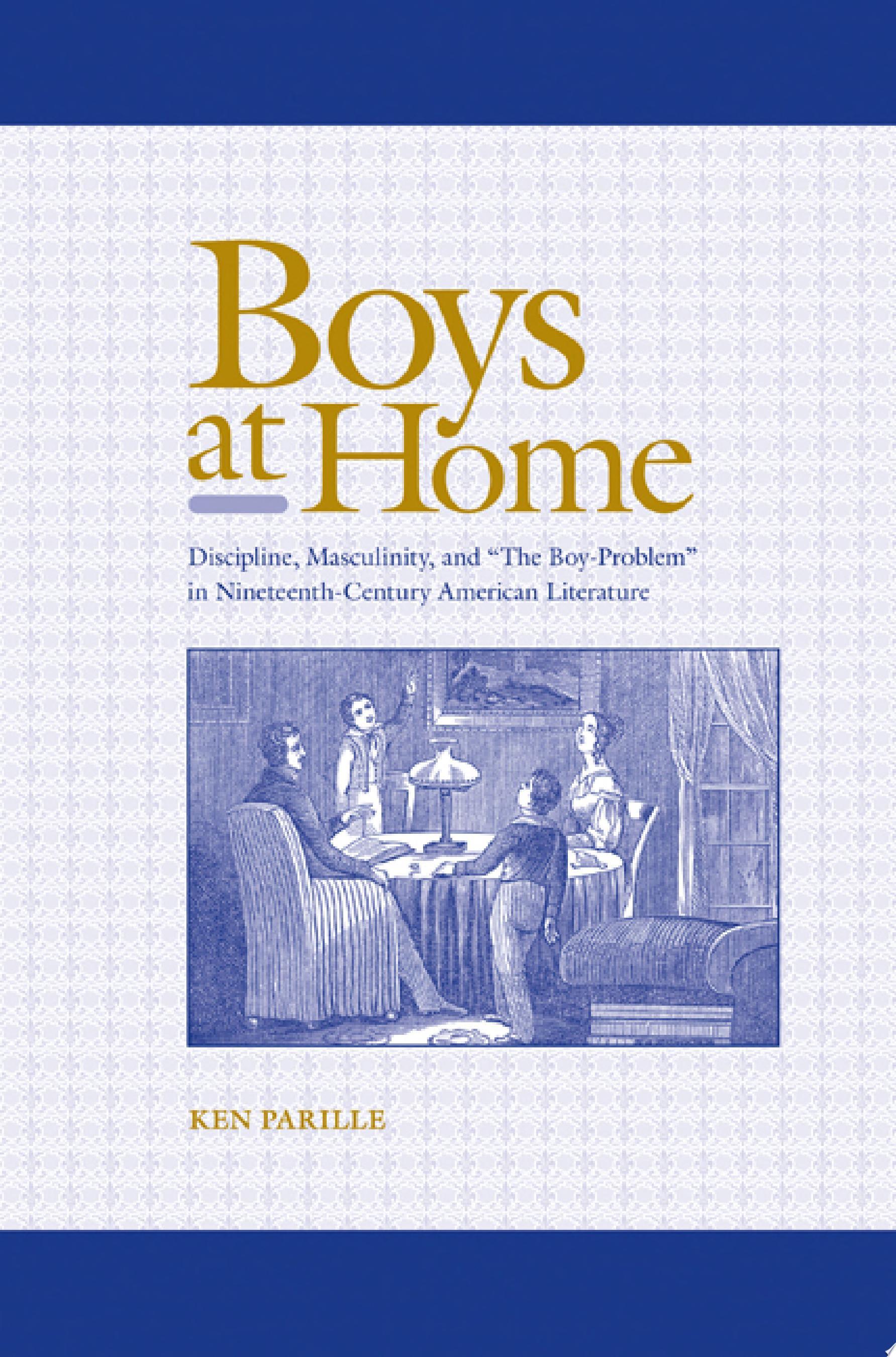 Boys at Home
