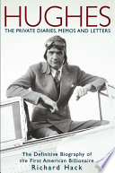 Hughes The Private Diaries  Memons and Letters Book PDF