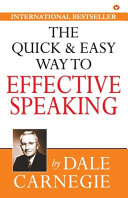 The Quick   Easy Way to Effective Speaking