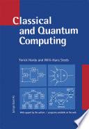 Classical and Quantum Computing