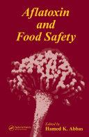 Aflatoxin and Food Safety Pdf/ePub eBook