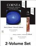 Cornea  2 Volume Set