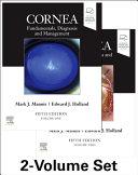 Cornea  2 Volume Set