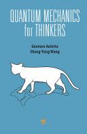 Quantum Mechanics for Thinkers Pdf/ePub eBook