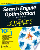 Search Engine Optimization All in One For Dummies Book