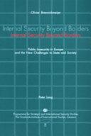 Internal Security Beyond Borders