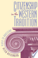 Citizenship in the Western Tradition