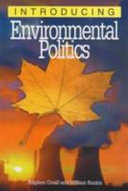 Introducing Environmental Politics