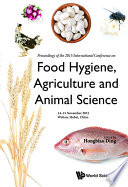 Food Hygiene, Agriculture and Animal Science
