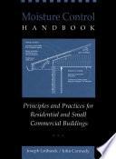Moisture Control Handbook