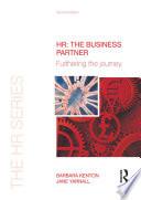 HR  The Business Partner