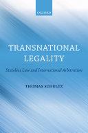 Transnational Legality