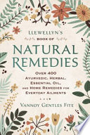 Llewellyn s Book of Natural Remedies Book PDF