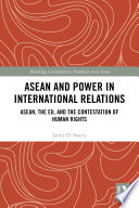 ASEAN and Power in International Relations