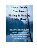 Essex County New Jersey Fishing & Floating Guide Book
