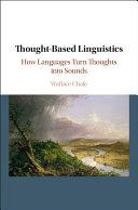 Thought based Linguistics