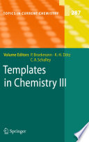 Templates in Chemistry III