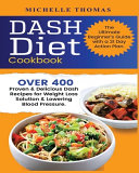 DASH Diet Cookbook Book